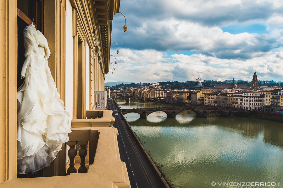 Wedding at the Westin Excelsior - Florence