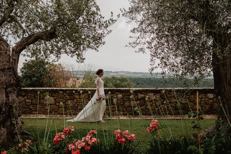 Siena: Wedding in Val d'Orcia and Pienza