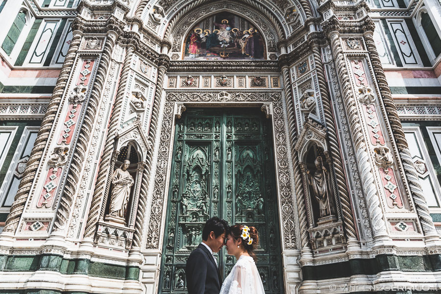 Wedding in Palazzo Vecchio - Florence